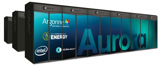 Argonne's Aurora supercomputer will launch in 2021.