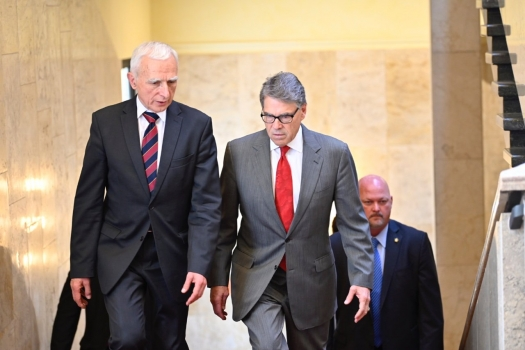Readout Of Secretary Perry S Poland Visit Department Of Energy