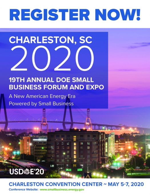 Doe Small Business Conference 2020.U S Department Of Energy Small Business Forum Expo