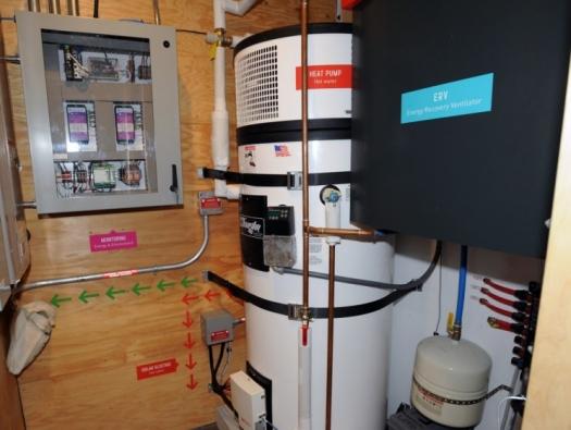Heat Pump Water Heaters Department Of