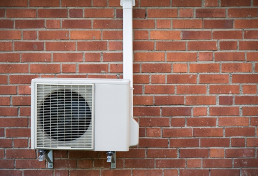 most efficient window heat pump