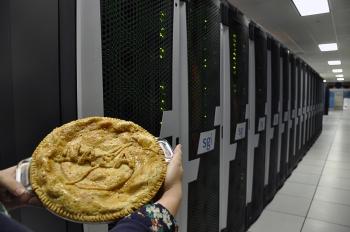 Pi + NASA + Supercomputing