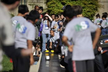 National Science Bowl Participants on the Fast Track to a Future in STEM
