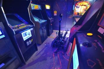 I, Robot Rodeo