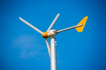 Argonne's 10 kW Wind Turbine