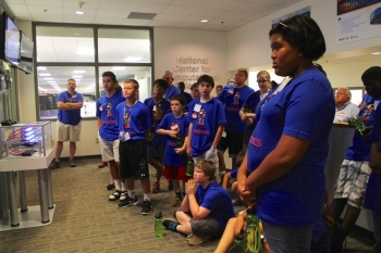 Oak Ridge National Laboratory Robotics Academy