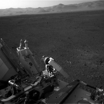10. Nuclear Power -- On Mars