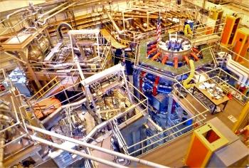 A step closer to fusion energy.