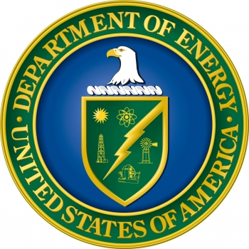 Image of the Department of Energy Seal