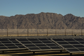 Desert Sunlight solar farm