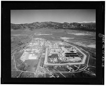 Rocky Flats Site, Colorado, A CERCLA and/or RCRA Site