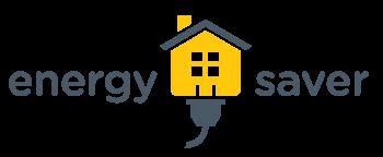 Yellow spring and summer Energy Saver logo