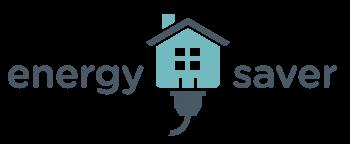 Blue fall and winter Energy Saver logo