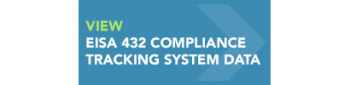 Button that reads View EISA 432 Compliance Tracking System Data.