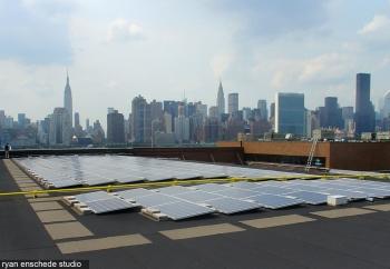 New Sensor Queens Solar