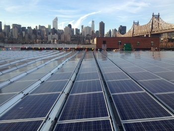 queens solar lumber company