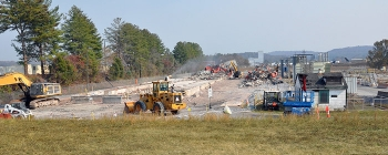 URS | CH2M Oak Ridge LLC completed demolition of Building K-731