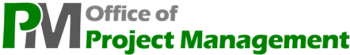 Office of Project Management Logo