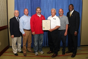 Two Paducah Site Contractors Receive Governor's Safety and Health Award