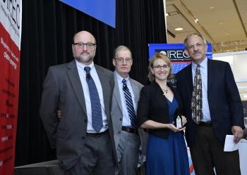 Elaine Ulrich 3iAward Energy Hero IREC