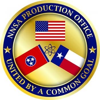 NNSA Production Office logo