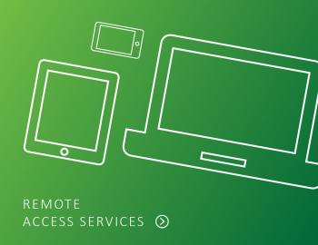 remote access services under OCIO