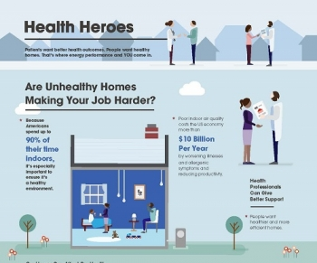 Image of the Health Heroes infographic.