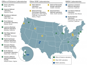 The Office of Technology Transitions tracks more than 70 technology transfer-related metrics from across all of DOE's laboratories, sites, and facilities.