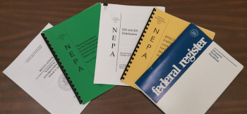 Example NEPA guidance and requirement documents
