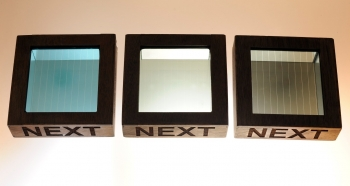 Next Energy Technologies' windows are being developed to increase the energy efficiency of commercial buildings.