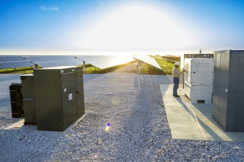 Hit Me with Your SunShot photo contest solar hardware and power electronics category winner