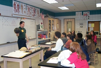 We've visited nearly every school in the Central Savannah River Area in 25 years.