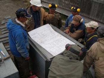 Technical assistance in Alaska.