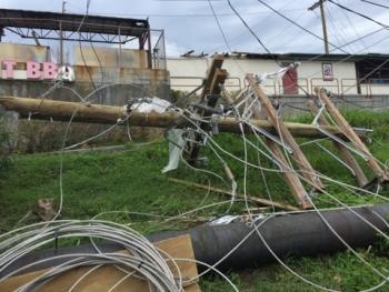 WAPA work done on St. Thomas in September 2017
