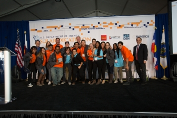 University Nevada Las Vegas wins the Innovation Contest