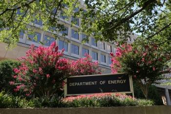 U.S. Department of Energy headquarters in Washington, DC.