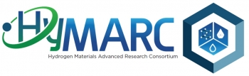 Hydrogen Materials Advanced Research Consortium (HyMARC) logo