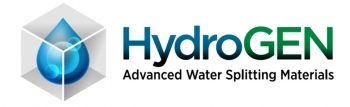 HydroGEN Advanced Water Splitting Materials Consortium logo