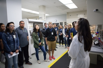 2017 Mickey Leland Energy Fellowship trip