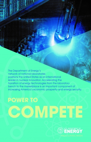 Nuclear science has the power to compete: Our National Laboratories position the U.S. as a leader in nuclear innovation.