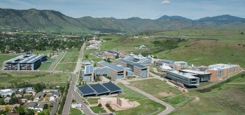 The National Renewable Energy Laboratory in Golden, Colorado
