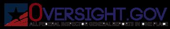Oversight.gov Logo Link