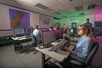 NNSA's National Atmospheric Release Advisory Center provides real-time assessment advisories to emergency managers during the response to a nuclear or chemical event.