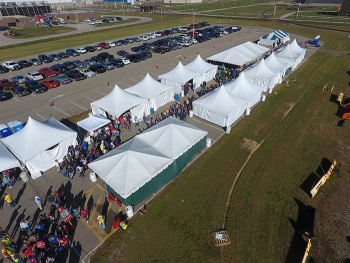 More than 1,700 students participated in the Portsmouth Site's Science Alliance event.