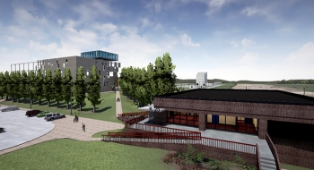 In 2012, the Oak Ridge Office of EM signed an agreement to construct the K-25 History Center, Equipment Building, and Viewing Tower, set to open in 2019.