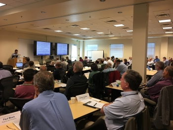 2017 Annual Performance and Risk Assessment (P&RA) Community of Practice (CoP) Technical Exchange Meeting