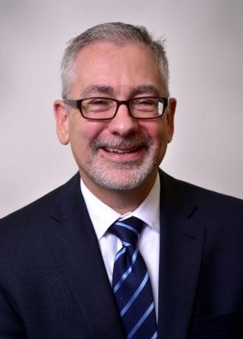 Portrait of OREM Manager Jay Mullis