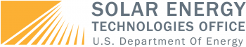 Solar Energy Technologies Office logo