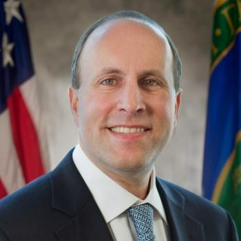 Undersecretary for Science Paul M. Dabbar