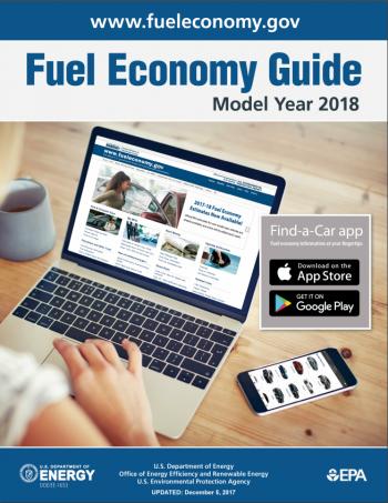 2018 Fuel Economy Guide